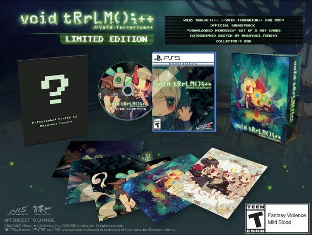 Void Terrarium++ | PS5 Limited Edition