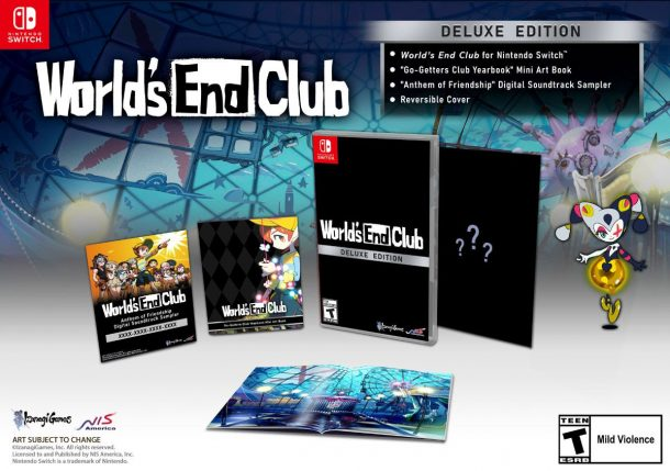 World's End Club | Deluxe Edition