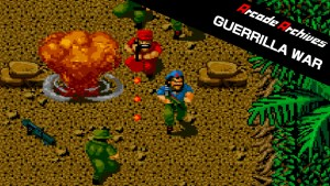 Arcade Archives: Guerrilla War