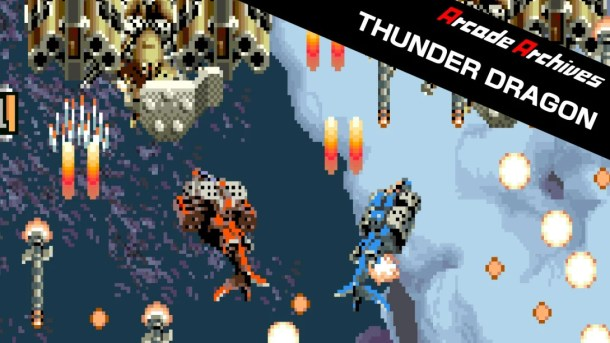 Arcade Archives: Thunder Dragon