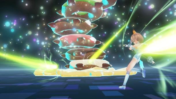 Neptunia Virtual Stars | Blanc Attack
