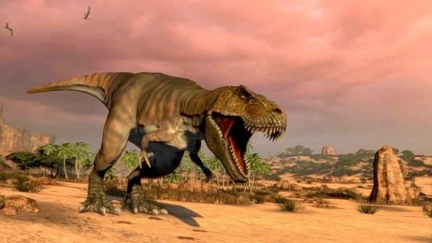 Carnivores: Dinosaur Hunt Screen