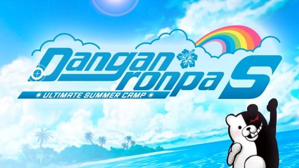 Danganronpa S: Ultimate Summer Camp | Logo Art