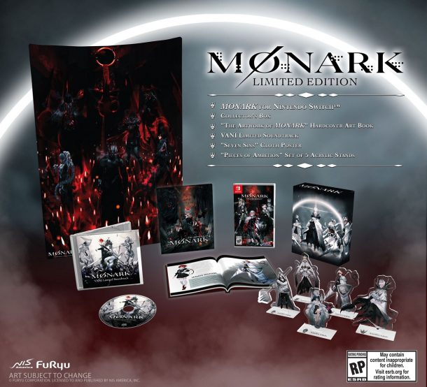 MONARK | Limited Edition Switch Version