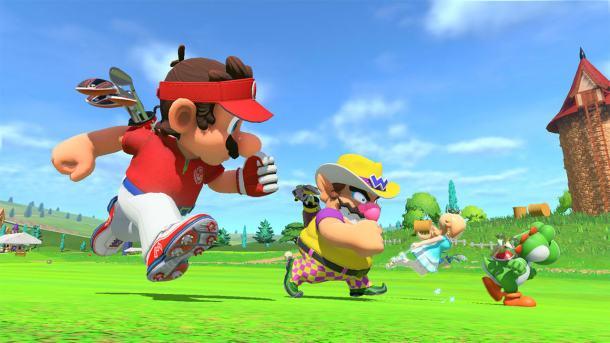 Mario Golf: Super Rush | Official Screenshot