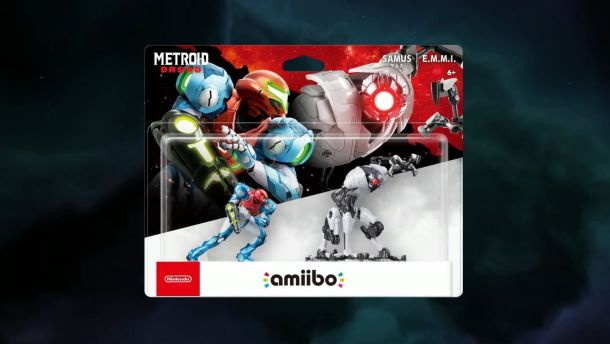 Metroid Dread | amiibo