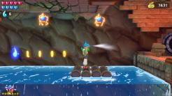 Wonder Boy: Asha in Monster World - Screenshot 01