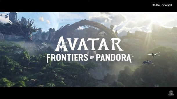 E3 2021   Avatar: Frontiers of Pandora