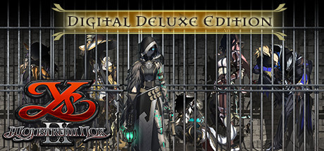 Ys IX: Monstrum Nox | Digital Deluxe Edition