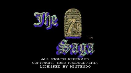 The 7th Saga | boxart