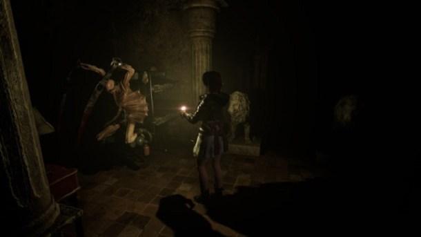 Tormented Souls Screen