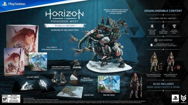 Horizon Forbidden West | Regalla Edition