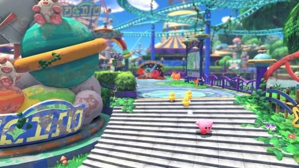 Kirby and the Forgotten Land | Trailer Screenshot