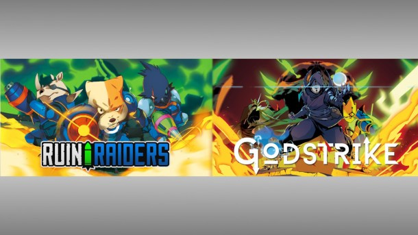 oprainfall | Ruin Raiders & Godstrike