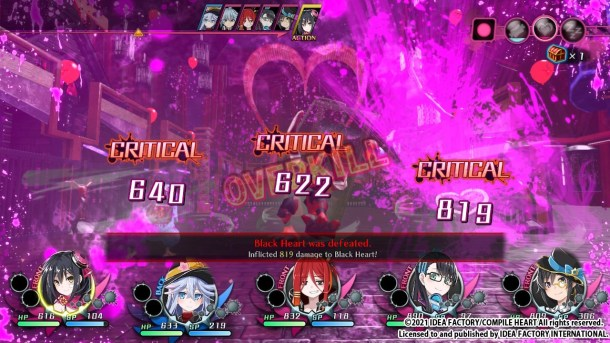 Mary Skelter   Bleed