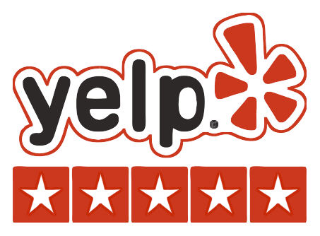 Image result for yelp review logo