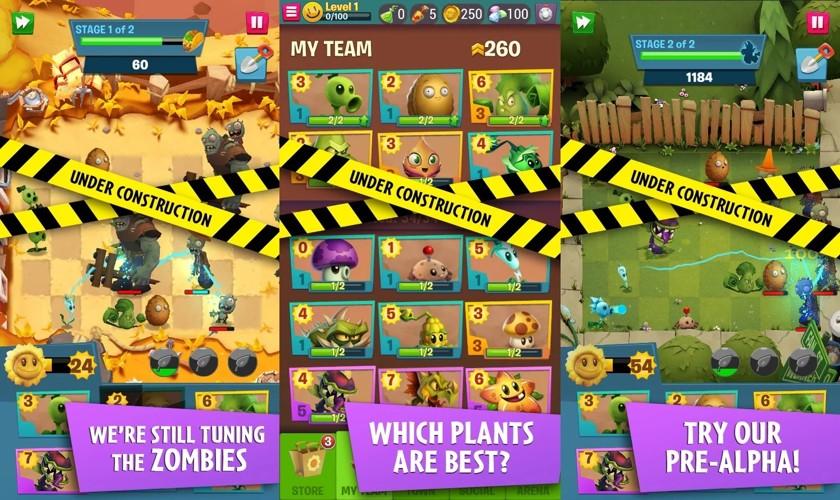 Новая часть популярной игры Plants vs Zombies 3 уже доступна бесплатно