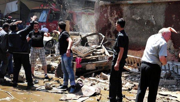 Кризис в Сирии перешел в новую стадию обострения