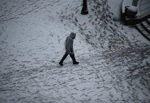 В ближайшие сутки на территории Украины похолодает