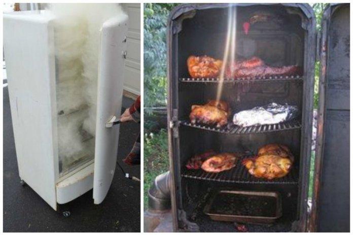 Необычные идеи мангалов для хорошей прожарки мяска ? 7