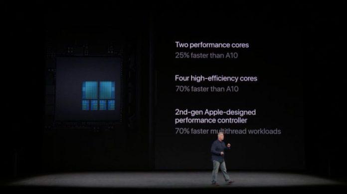 TSMC запустила массовое производство 7 нм процессоров Apple A12 для новых iPhone 1