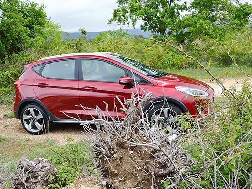 Незнакомые облики нового Ford Fiesta 8