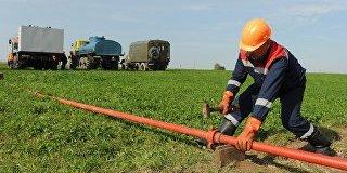 Сотрудник газовой службы. Украина. Архивное фото