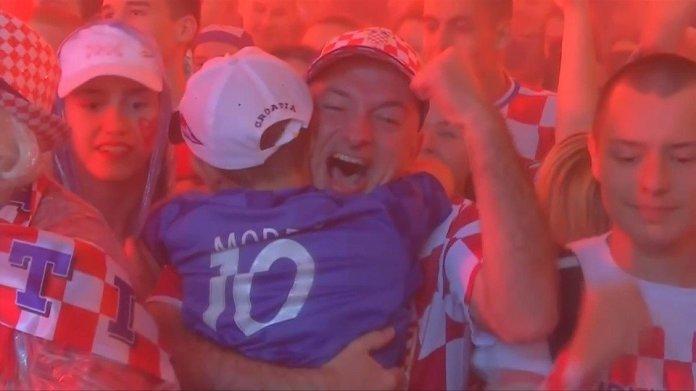 Хорватия - в финале ЧМ-2018! 5