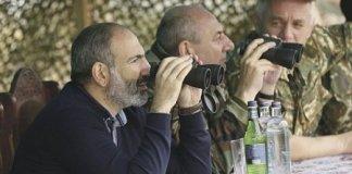 амрения, пашинян, конфликт, карабах, обстрел, азербайджан