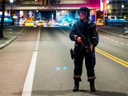 Полиция Норвегии задержала россиянина по подозрению в теракте - РБК