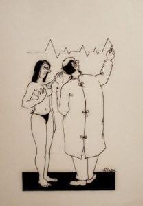 Смейтесь на здоровье: в Днепре открылась Международная выставка карикатур - Наше місто 2