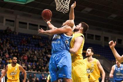 МБК «Николаев» проиграл 8 очков «Киев-Баскету» - Мой Город