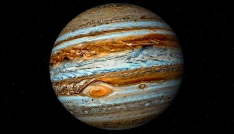 Может ли возникнуть жизнь на Юпитере?