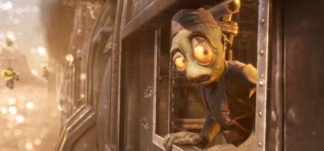 Постановочный трейлер и подробности Oddworld: Soulstorm