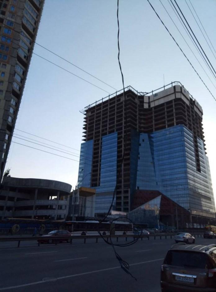 Суровый Киев: Как столица Украины превратилась в город оборванных проводов 1