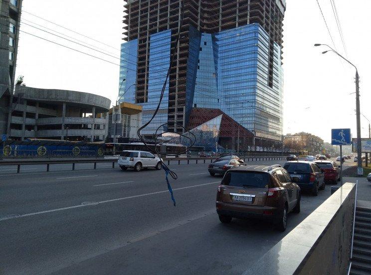 Суровый Киев: Как столица Украины превратилась в город оборванных проводов - Depo.Киев