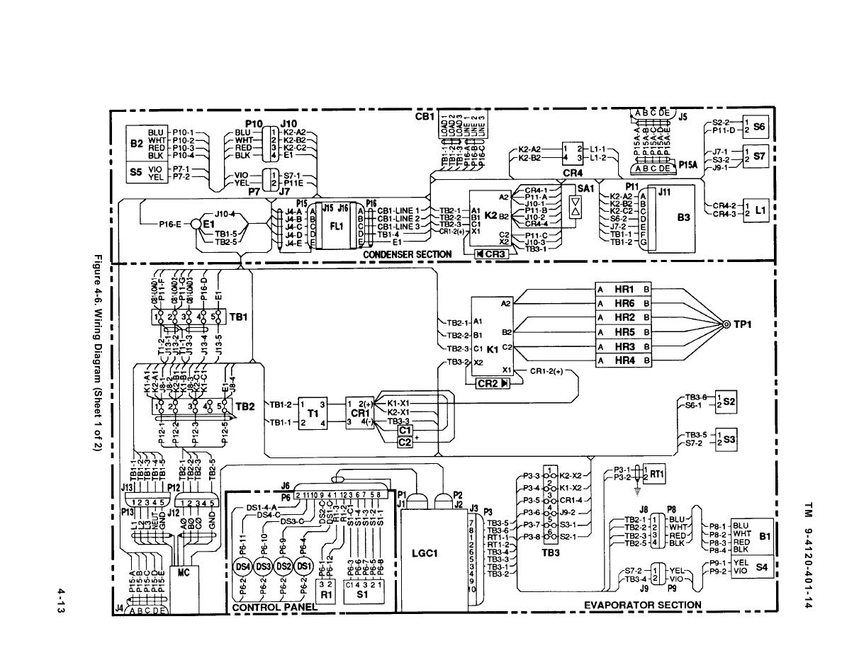 Figure 4 6 Wiring Diagram Sheet 1 Of 2