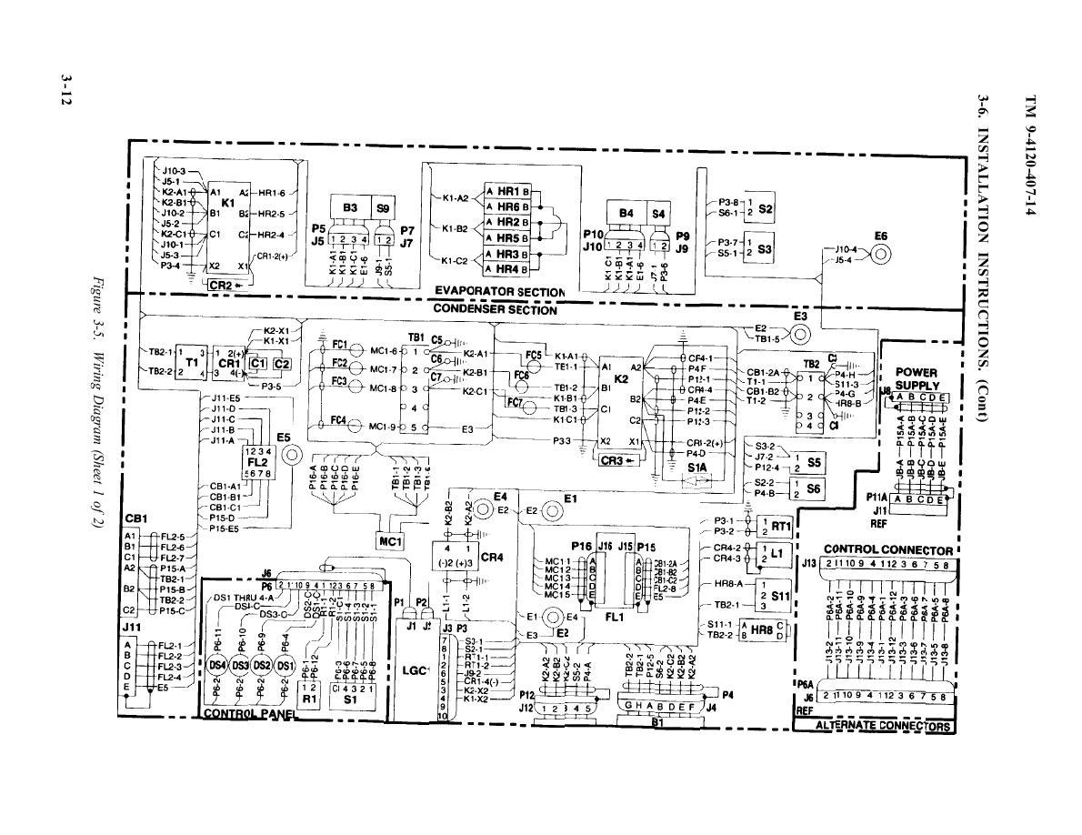 Figure 3 5 Wiring Diagram Sheet 1 Of 2