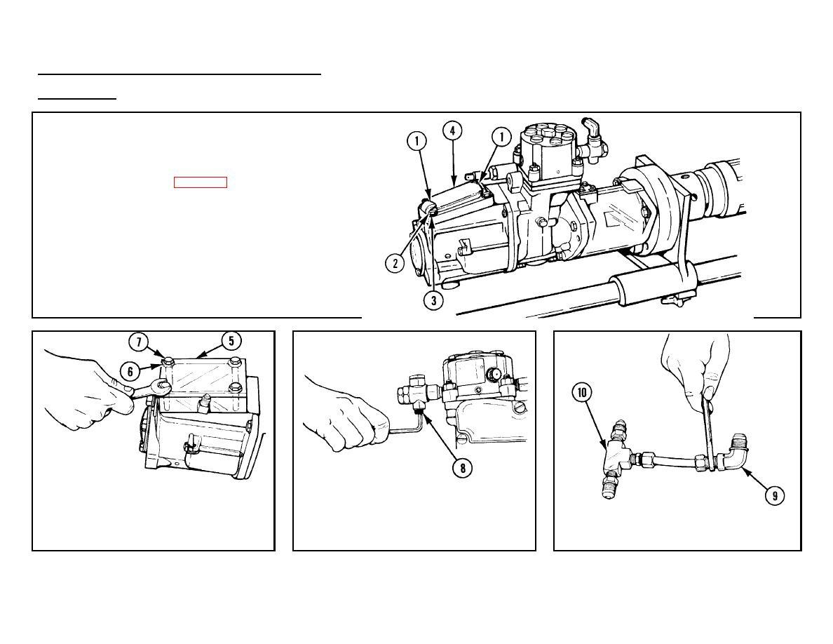 American Bosch Psb 6 Fuel Injector Pump