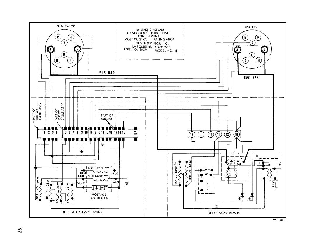 Figure 45 Wiring Diagram For Tenn Tronics Inc Ordnance