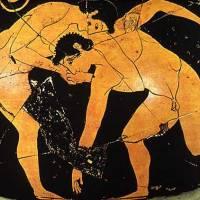 На Олимпийских играх в Древней Греции разрешалось убивать соперника, что приводило зрителей в восхищение. Лабиринтами истории