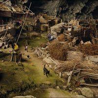 Пещерная деревня в Китае, в которой живут 100 человек. Фото Дня