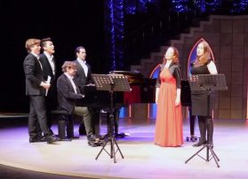 Weihnachtsfest der Opernfreunde Köln