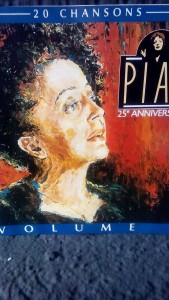 CD-Cover 25e-Anniversaire Edith Piaf