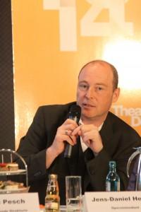 Jens-Daniel Herzog / Foto @ Das Opernmagazin