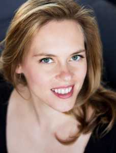 Emily Newton singt Leonore in Fidelio