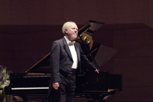 Pianisten Gerhard Oppitz