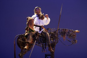 Mason Orlando (Don Quichotte) - Foto@Klaus Lefebvre, Rechte: theaterhagen