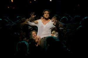 Alexander Klaws (Jesus Christus), Ensemble ©Björn Hickmann / Stage Picture