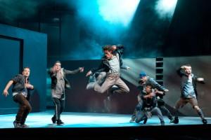 Theater Aachen / West Side Story / Foto @ Ludwig Koerfer